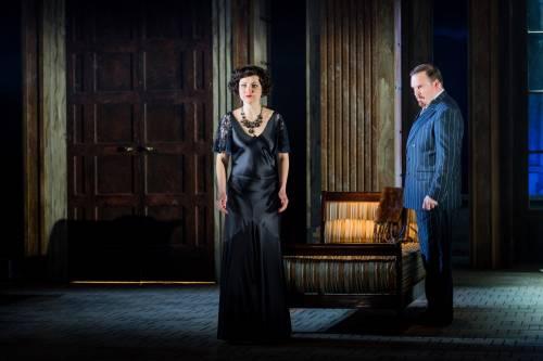 Tosca - Ekaterina Metlova, Baron Scarpia - Roland Wood